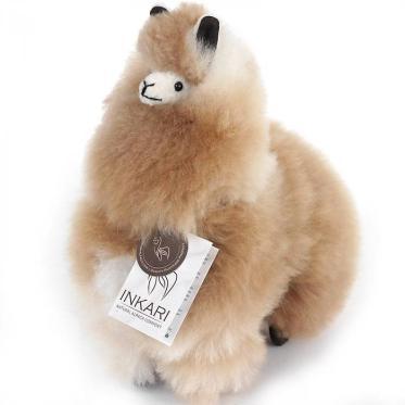 alpaca-knuffel-naturel-bruin